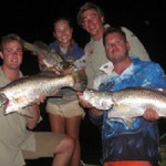 Fishing Holiday Packages available with Humbug Fishing