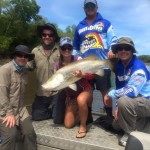 Early start to the Runoff with a Metery Barra caught Daly River Mouth by Paige the cook!