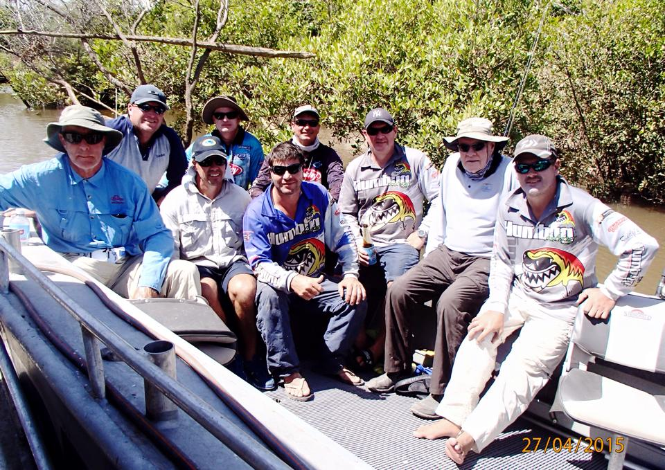 Fishing Report from Darwin-Daly River Region a glowing Testimonial