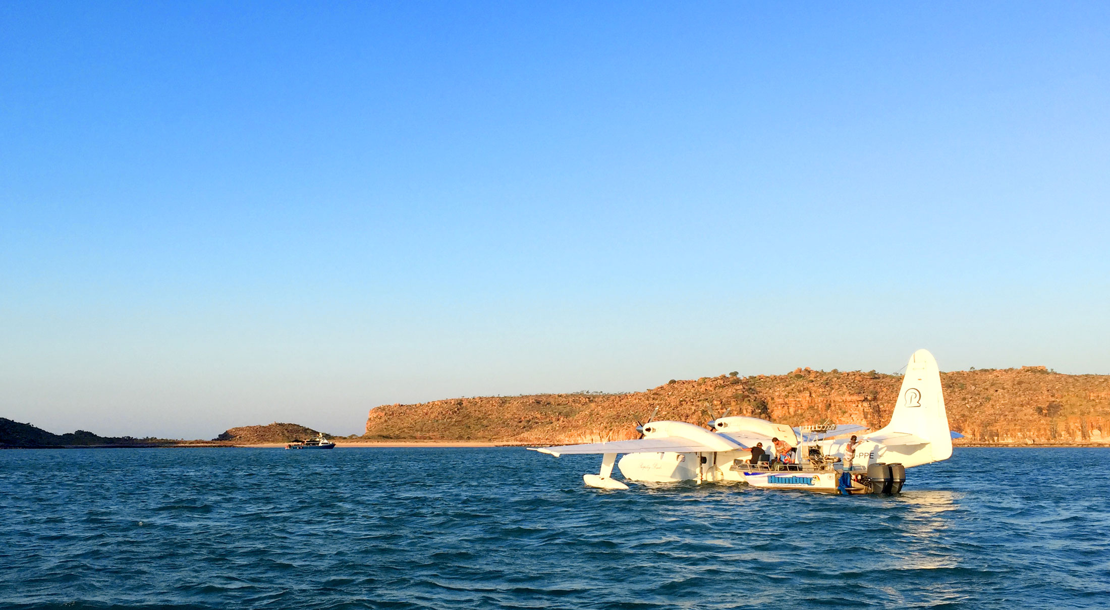 Fishing charters kimberley- Humbug fishing