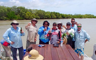 How to organise Darwin Fishing Charters?